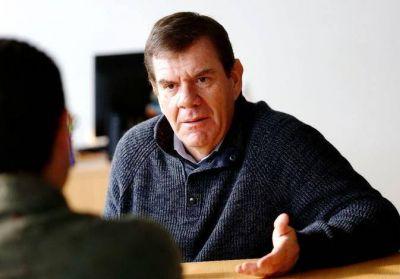 Montenegro elogió el aporte de la Iglesia en el conflicto de los municipales