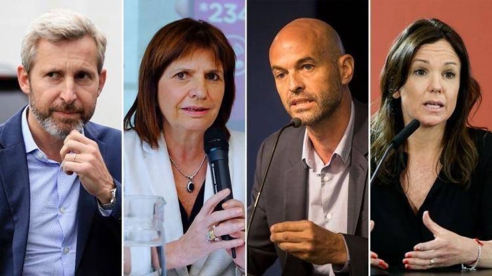 El semáforo con la imagen de los ministros: las encuestas que maneja la Casa Rosada con la mirada en la campaña electoral