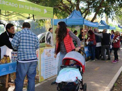 Necochea y Quequén también tendrán El Mercado en tu Barrio