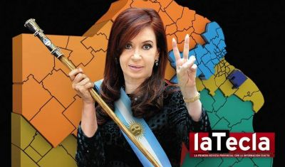 Efecto desdoblamiento: Cristina gobernadora