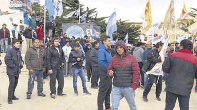 Trabajo patagónico desamparado