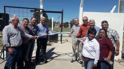 Patagones: Cloacas para El Progreso y 150 Viviendas