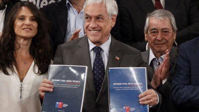 Chile: Sebastián Piñera avanza sobre una nueva reforma laboral
