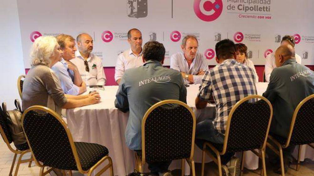 Interlagos: Extrabajadores buscan la mediación de Tortoriello en la Legislatura