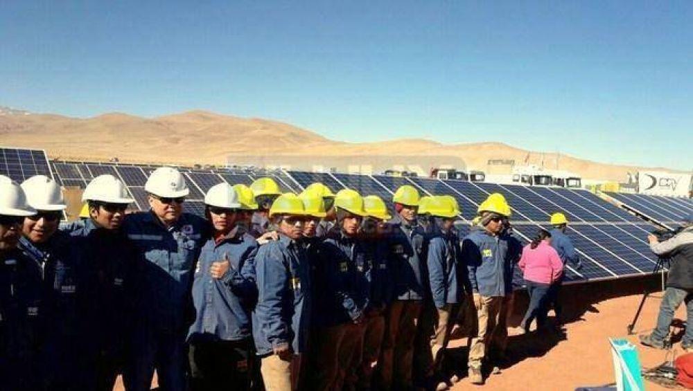 Principio de solución al conflicto en el parque solar