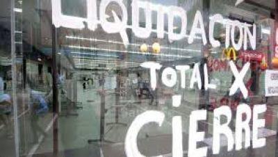 La cantidad de locales vacíos en la Ciudad aumentó 11,8% en diciembre