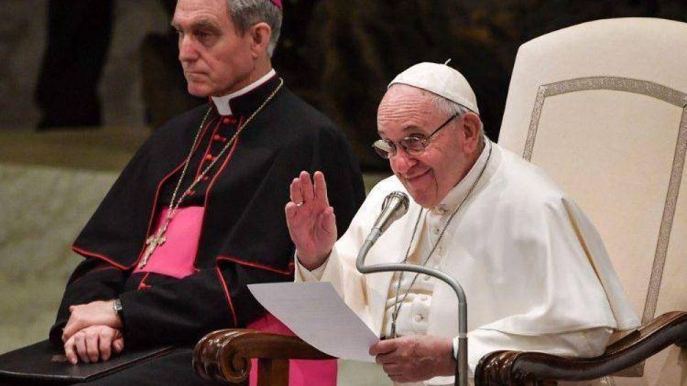 Catequesis del Papa: rezar con insistencia, seguros de que Dios responderá