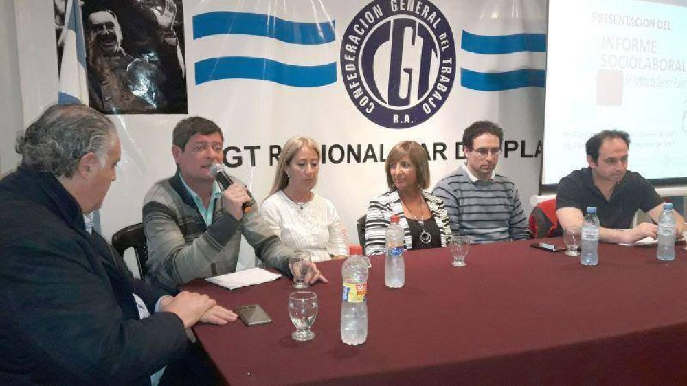 La CGT Mar del Plata se declaró en estado de alerta y asamblea permanente