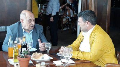 """Arroyo y Olmedo: """"las alianzas electorales se resolverán más adelante"""""""