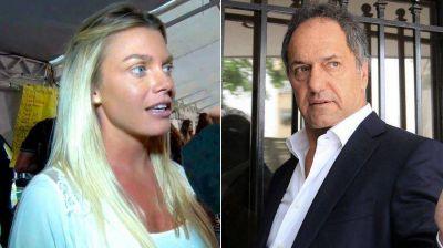 Los escándalos personales de Daniel Scioli otra vez afectan sus planes políticos