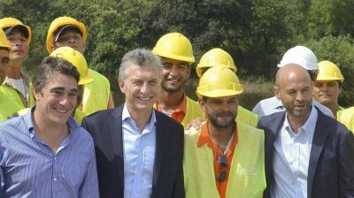 Javier Iguacel vuelve al Gobierno de la mano de Guillermo Dietrich