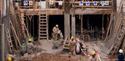 El costo de la Construcción en dólares, en su valor más bajo desde 2012