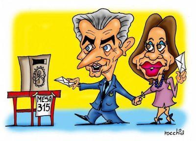 Macri teme una derrota contra CFK en las urnas y apela a un fraude 2.0