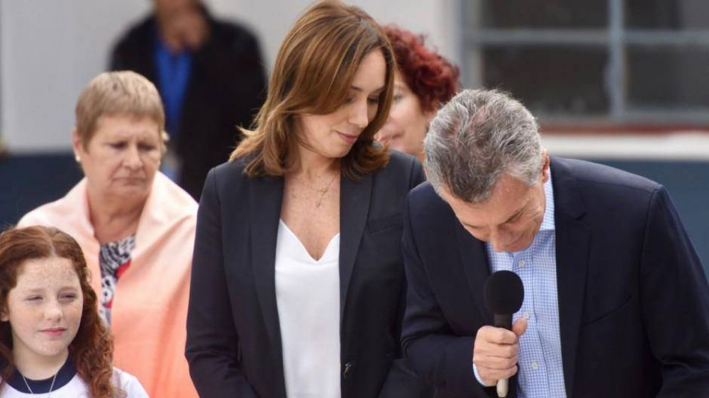 Vidal presiona a Macri para que acepte el desdoblamiento en la provincia