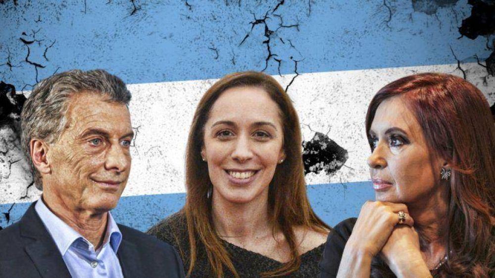 ¿Macri, Vidal o CFK?: a quién favorece adelantar la elección bonaerense