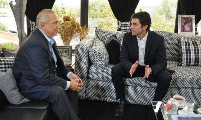 Romero apoya la candidatura a presidente de su histórico adversario Urtubey