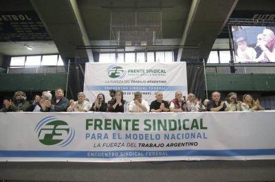 Gremios vinculados al transporte de carga y pasajeros y empleados de Anses se suman a la marcha contra los tarifazos
