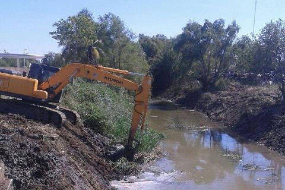 Avanzan las gestiones para la obra hidráulica de la Cuenca Sur