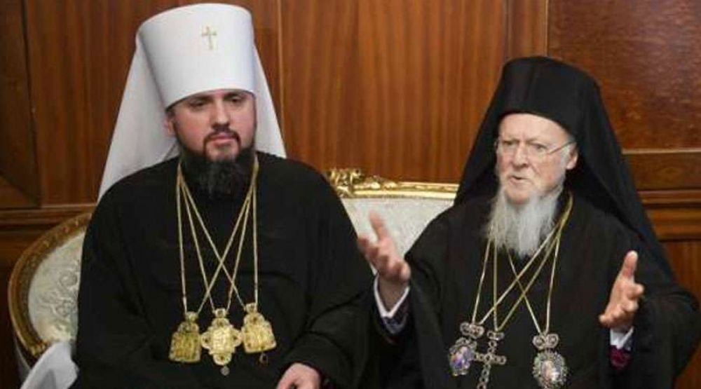 Patriarcado Ecuménico reconoce independencia de la Iglesia Ortodoxa de Ucrania