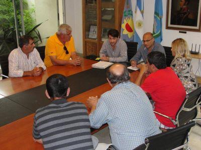 Terrenos de 44 y 17: El municipio confirmó la construcción de una Sociedad de Fomento y la subasta de las parcelas