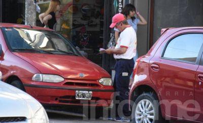 Estacionamiento Medido: los empleados cambiarán de representación gremial