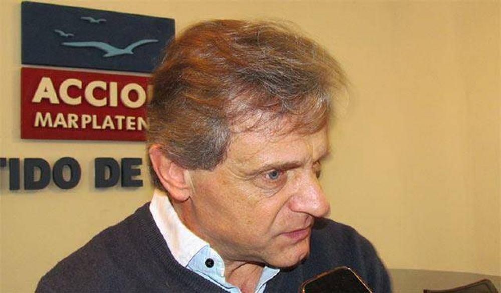 Pulti salió a desmentir un acto con Solá y Facundo Moyano
