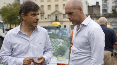 Franco Moccia, ministro de Transporte porteño, se gastó la caja chica en café, desayunos y almuerzos