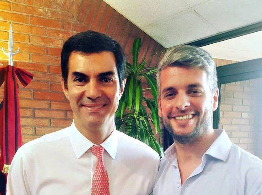 Urtubey eligió a un dirigente macrista para representar a su espacio político en La Plata