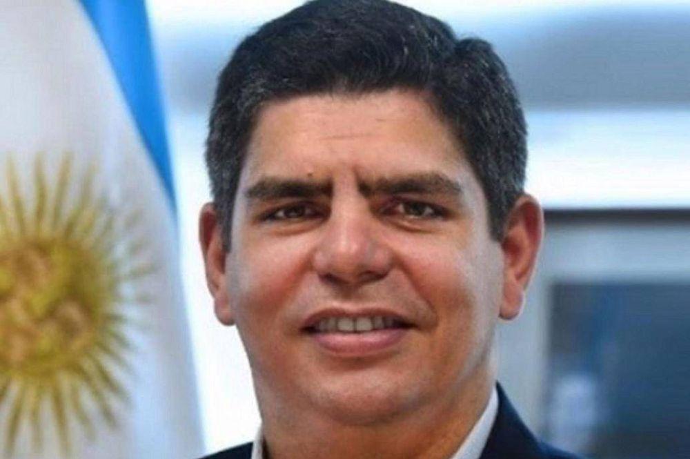 Es oficial la designación de Lucas Fernández Aparicio como secretario de Trabajo