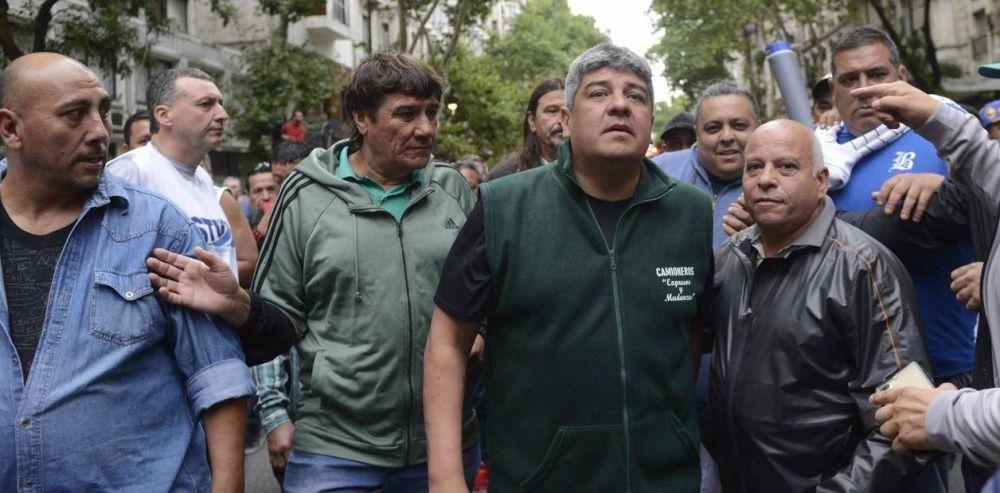 """Pablo Moyano: """"En marzo o abril habrá un gran paro general en defensa de los trabajadores y los jubilados"""""""