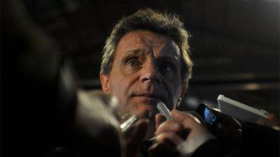 Pulti salió a desmentir un acto con Solá y Facundo Moyano en Mar del Plata