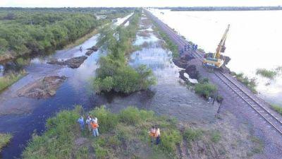 Sergio Massa ofreció ayuda a los gobernadores de las provincias inundadas