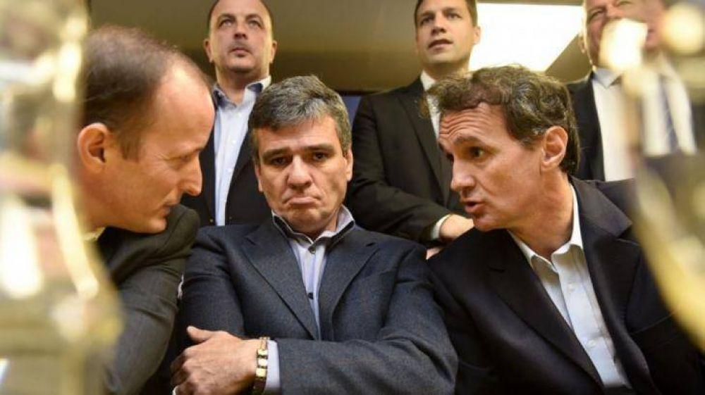 Logra Insaurralde el apoyo de los intendentes K y asoma como adversario de Vidal en la Provincia