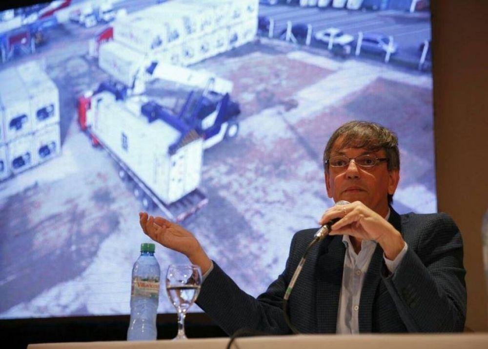 Para tapar los baches del Puerto Mar del Plata, la Provincia gira un subsidio millonario