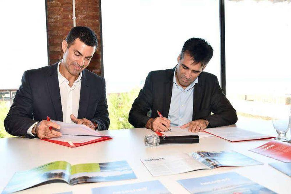 López y Urtubey firmaron un convenio de colaboración turística