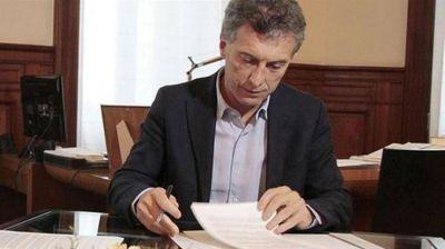Mauricio Macri ordenó avanzar con una profunda reforma a la Oficina Anticorrupción