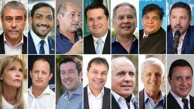 Catorce intendentes del Conurbano se niegan a entregar su declaración jurada