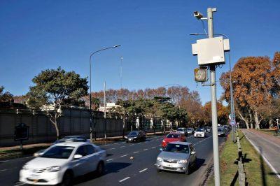 Las multas de tránsito le dejan a la Ciudad de Buenos Aires $2600 millones anuales