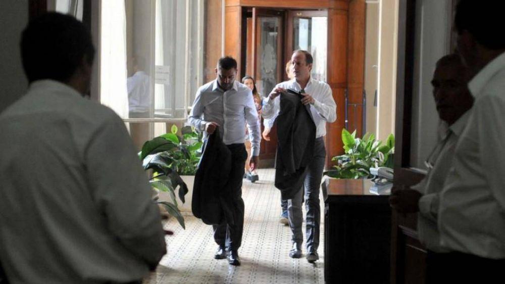 Más intendentes se suman al apoyo de una candidatura de Insaurralde