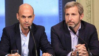 Dietrich y Frigerio ya controlan la Secretaría de Trabajo, pese a estar bajo el ala de Sica