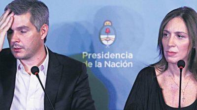 Marcos Peña, el peor opositor de Vidal