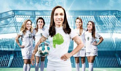 El equipo femenino de Vidal