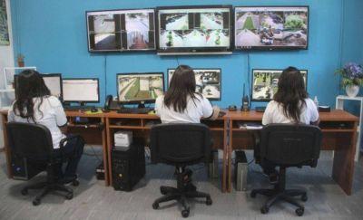 Inauguran en Lobería el nuevo Centro Municipal de Monitoreo y Operaciones