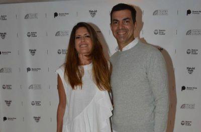 """Urtubey: """"La recuperación del Teatro Tronador es impresionante"""""""