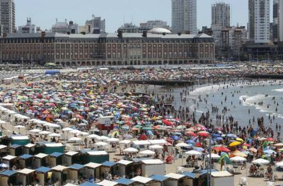 Casi 140 mil turistas visitaron Mar del Plata este fin de semana