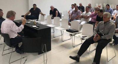 """Vicente Impieri: """"Trabajaremos para que las estaciones vuelvan a tener los márgenes de rentabilidad históricos"""""""