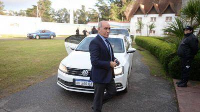 El vice de Vidal tampoco descarta el desdoblamiento de las elecciones bonaerenses