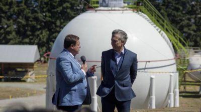 Gasoducto cordillerano: faltan terminar dos tramos de cañerías
