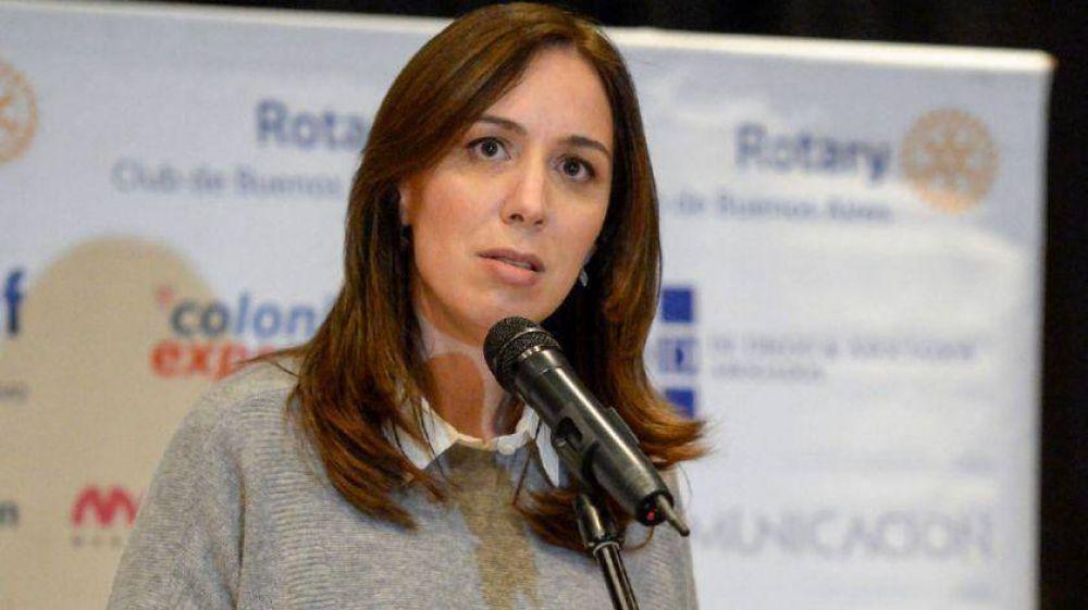 Elecciones 2019: el Conurbano, la obsesión de María Eugenia Vidal