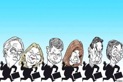 Cambiemos y la oposición pueden perder este año a sus espadas legislativas